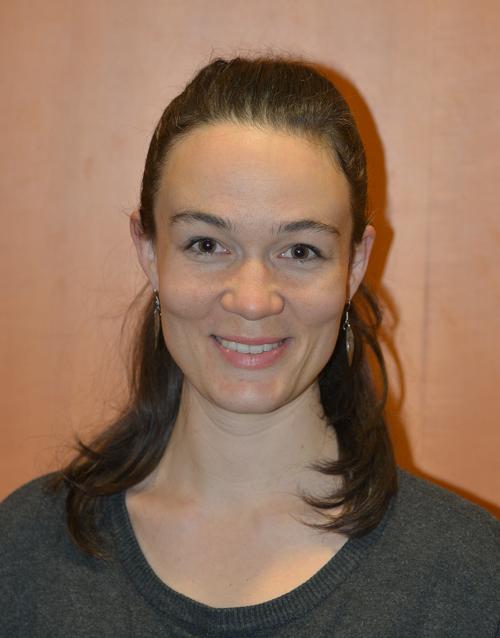 Larissa Bernitz - 1. Vorsitzende