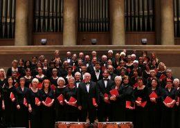 Foto Münchner Brahms-Chor