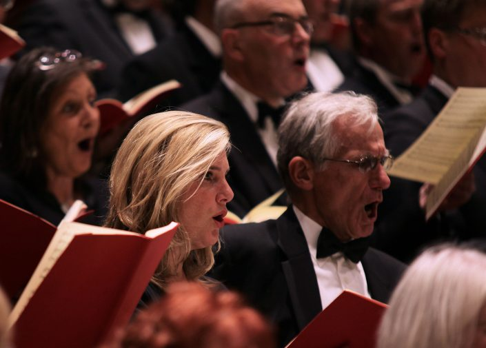 Sänger Münchner Brahms-Chor