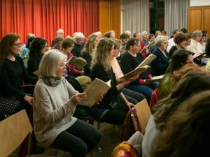 Mitsingen im Münchner Brahms-Chor